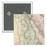 East Africa 2 Inch Square Button