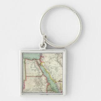 East Africa 2 Keychain