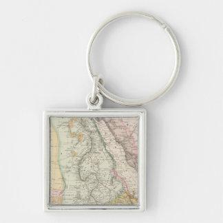East Africa Keychain