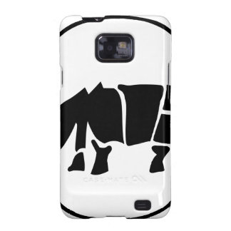 East African Expeditionary Forces (E.A.E.F.) Samsung Galaxy S2 Cases
