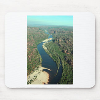 East Alligator River view Kakadu National Park Mouse Pad