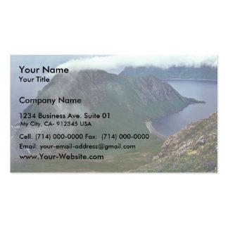East Amatuli Island, Barren Islands, July 1985 Business Card Template