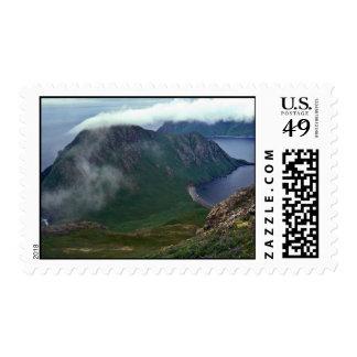 East Amatuli Island, Barren Islands, July 1985 Postage Stamp