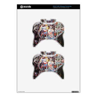 East and West by Pavel Filonov Xbox 360 Controller Skins