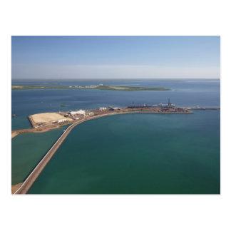 East Arm Port, Darwin Harbour Postcard