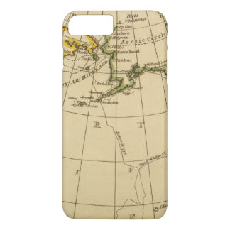 East Asia, West North America iPhone 8 Plus/7 Plus Case