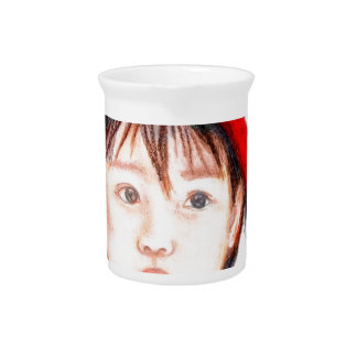 East Asian Child Drink Pitcher