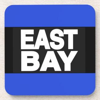 East Bay 2 Blue Drink Coaster