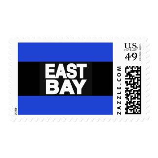 East Bay 2 Blue Postage