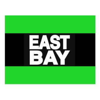 East Bay 2 Green Postcard