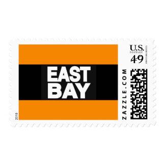 East Bay 2 Orange Stamps