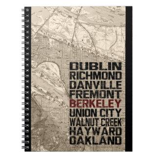 East Bay Berkeley Notebook