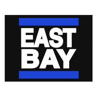 East Bay Blue Postcard