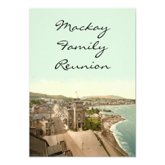 East Bay, Dunoon, Scotland Card