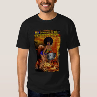 East Bay Express Comic Contest T-Shirt