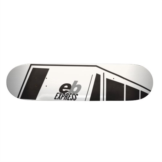 East Bay Express skateboard