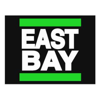 East Bay Green Postcard