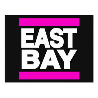 East Bay Pink Postcard