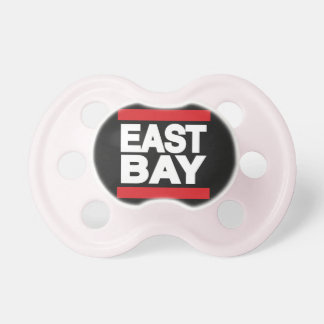 East Bay Red Pacifier