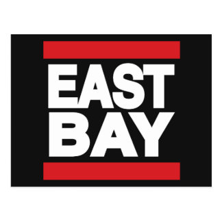 East Bay Red Postcard