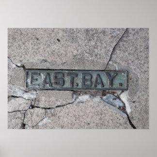 East Bay Street-Charleston, South Carolina Poster