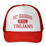 East Beauregard - Trojans - High - DeRidder Trucker Hat