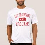 East Beauregard - Trojans - High - DeRidder T-shirts