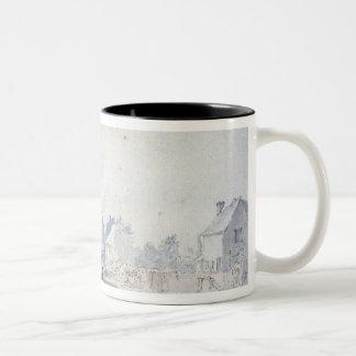 East Bergholt Street, East Bergholt Two-Tone Coffee Mug