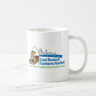 East Boston Farmers Market Classic White Coffee Mug