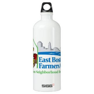 East Boston Farmers Market Water Bottle
