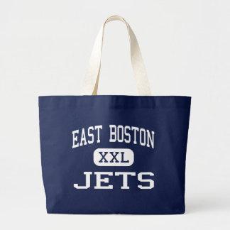 East Boston - Jets - High - East Boston Bags
