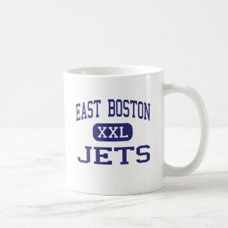 East Boston - Jets - High - East Boston Mugs