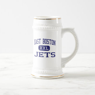 East Boston - Jets - High - East Boston Mug