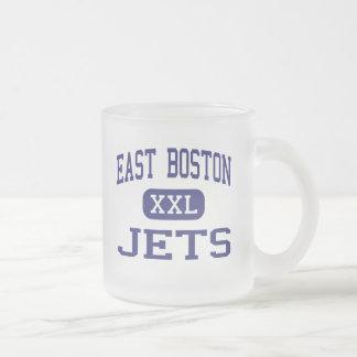 East Boston - Jets - High - East Boston Coffee Mug