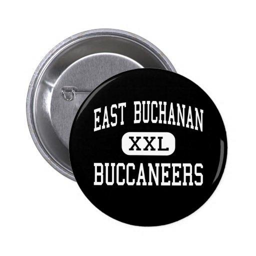 East Buchanan - Buccaneers - High - Winthrop Iowa Buttons