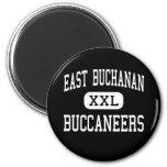 East Buchanan - Buccaneers - High - Winthrop Iowa Magnets