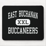 East Buchanan - Buccaneers - High - Winthrop Iowa Mouse Pads