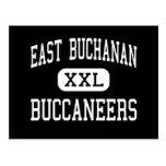 East Buchanan - Buccaneers - High - Winthrop Iowa Postcards