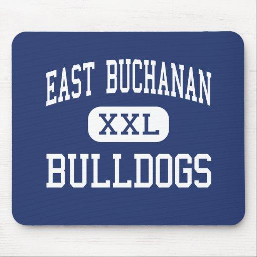 East Buchanan Bulldogs Middle Easton Mousepad