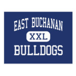 East Buchanan Bulldogs Middle Easton Postcard