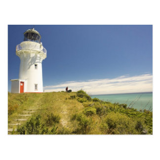 East Cape Lighthouse, Eastland, New Zealand Postcard