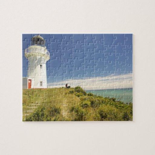 East Cape Lighthouse, Eastland, New Zealand Puzzle