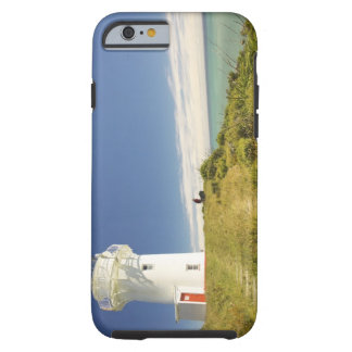 East Cape Lighthouse, Eastland, New Zealand Tough iPhone 6 Case