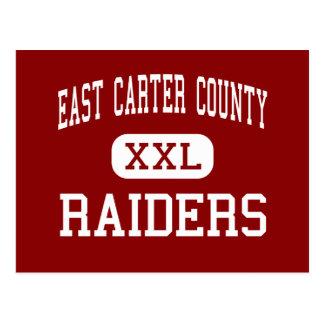 East Carter County - Raiders - High - Grayson Postcard