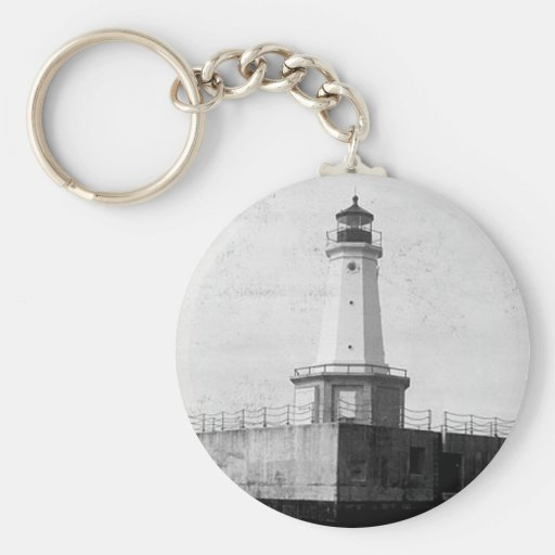 East Charity Shoal Lighthouse Keychains