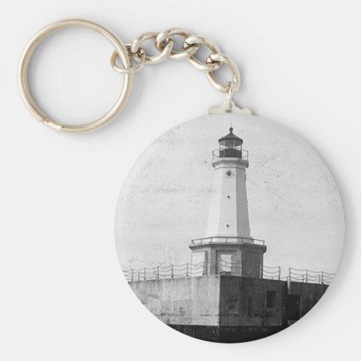 East Charity Shoal Lighthouse Keychains