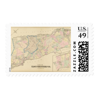 East Chester, New York 2 Postage