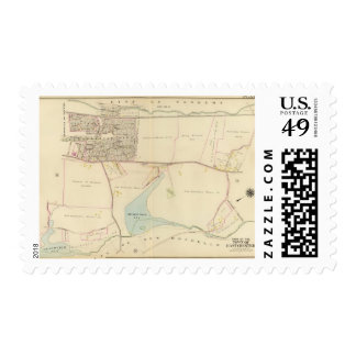 East Chester, New York Postage