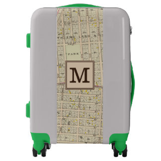 East Chester, Scarsdale | Monogram Luggage