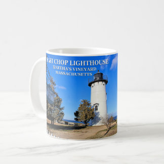 East Chop Lighthouse, Massachusetts Mug